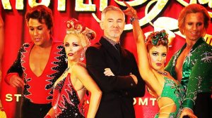Strictly Ballroom -- supposed to be over-the-top ????