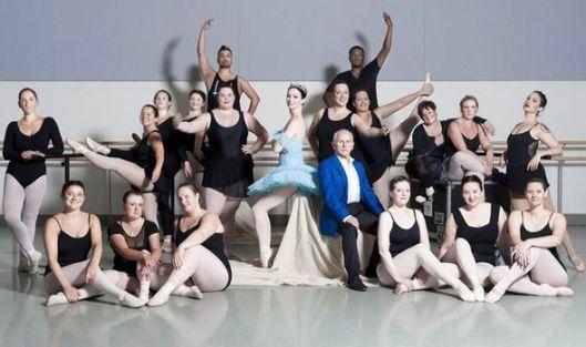 """""""Big Ballet"""" cast"""