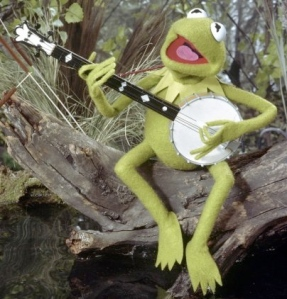 Sing it, Kermit