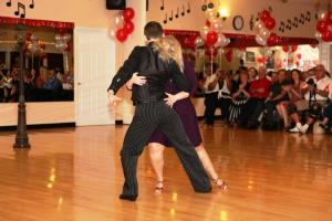A tango showcase from several years ago